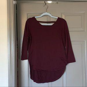 Sweaters - 3/4 sleeve sweater.